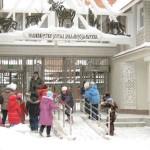 В зоопарке Деда Мороза. Фото: Ярость[Icecolor] на Яндекс.Фотках